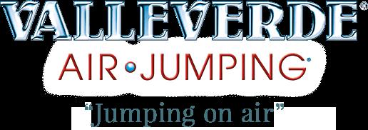 Valleverde Air Jumping, Saltella sull'aria